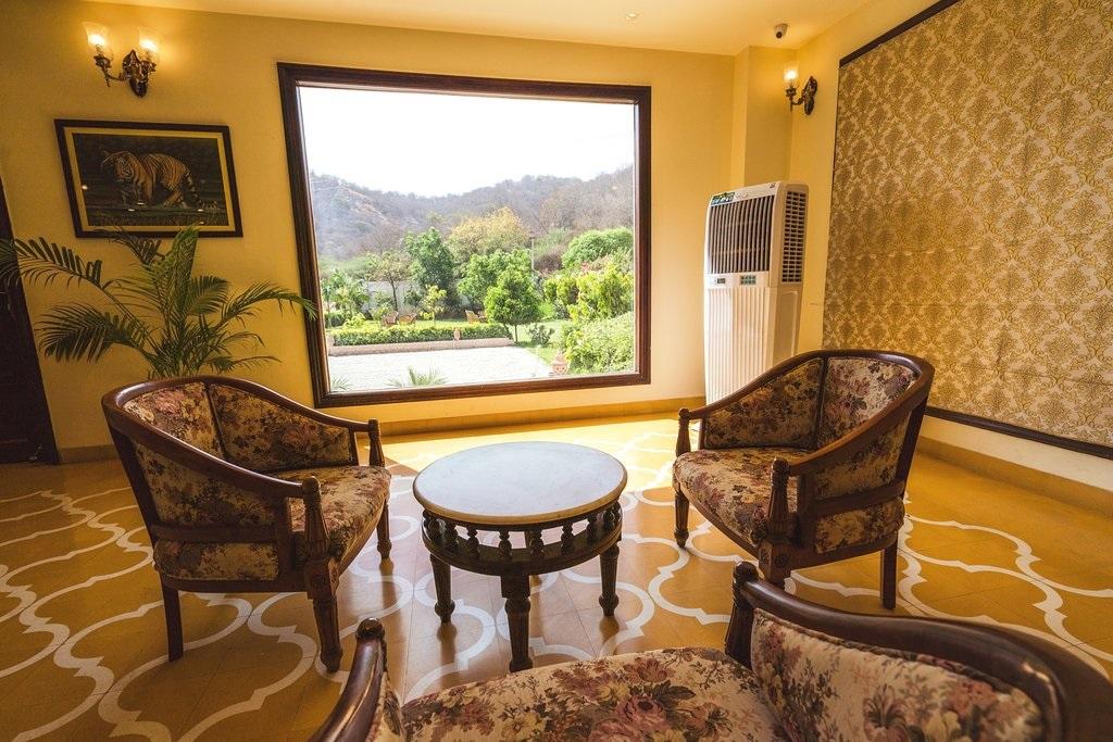 Mount Valley Resort Room VIew