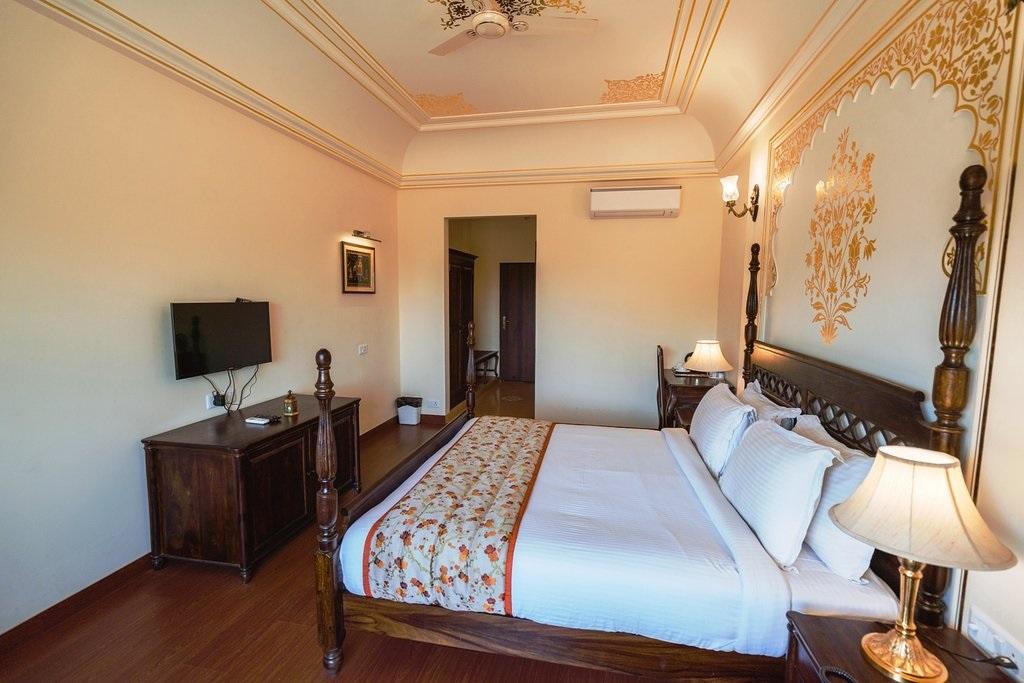 Mount Valley Resort Super Deluxe Room2