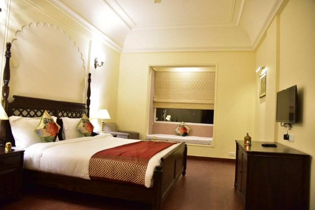 WelcomHeritage Mount Valley Resort Deluxe Rooms1