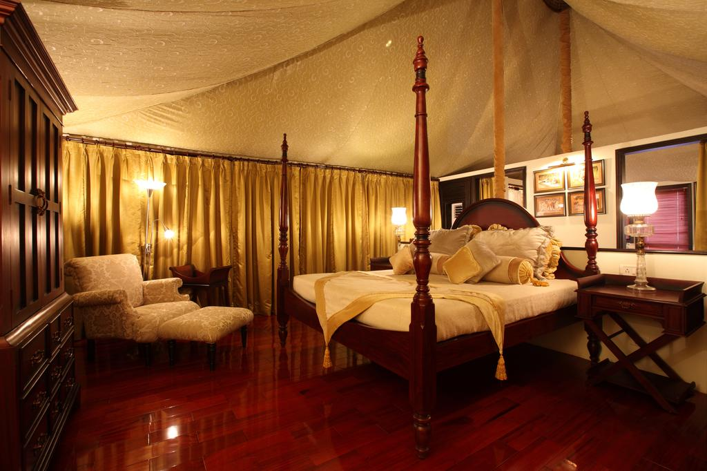 Tuli Tiger luxury tent
