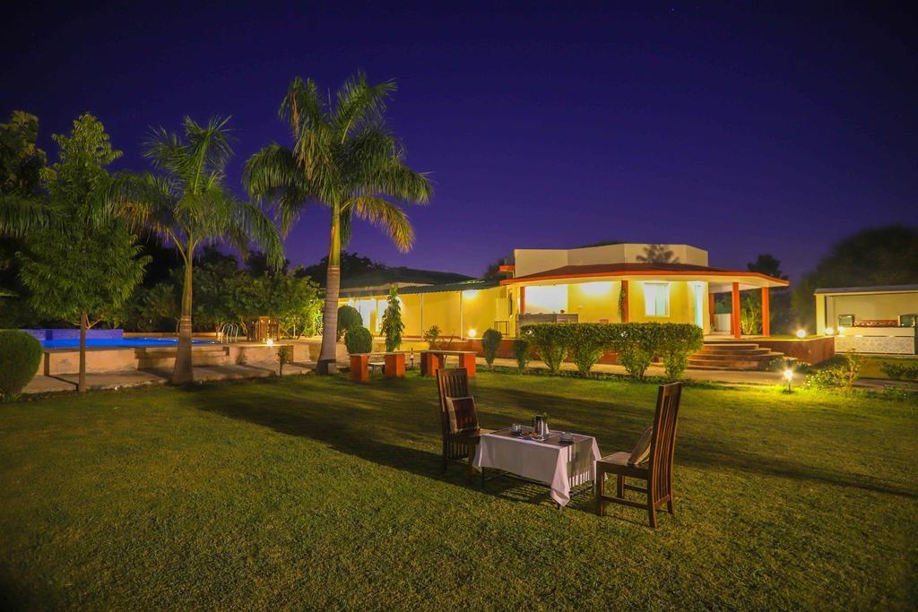 Ranthambore Tiger Inn Comfort Resort Garden