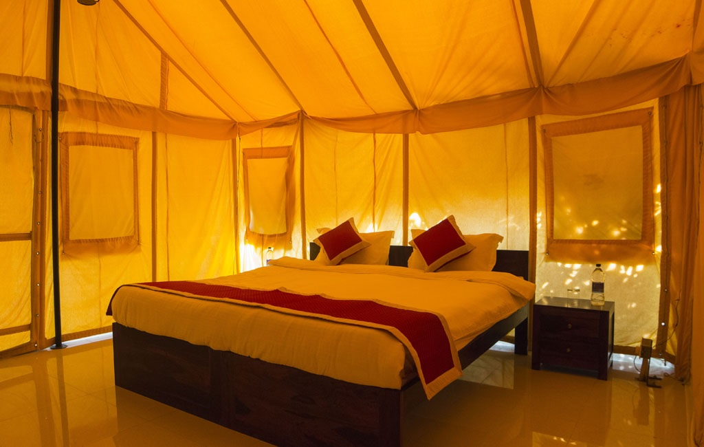 Tiger Inn Comfort Resort Luxury Tents1