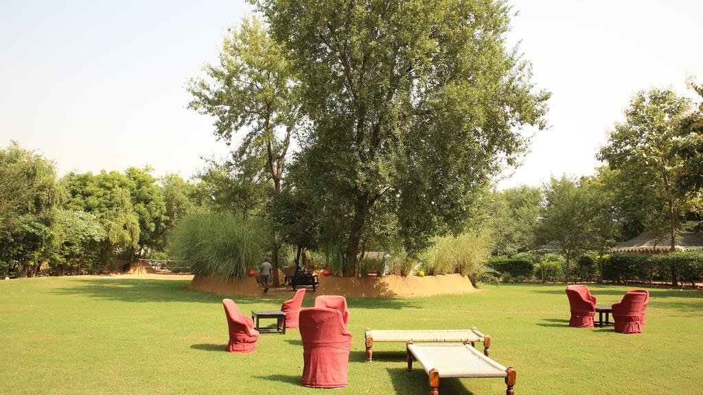 Tiger Machan Resort Garden