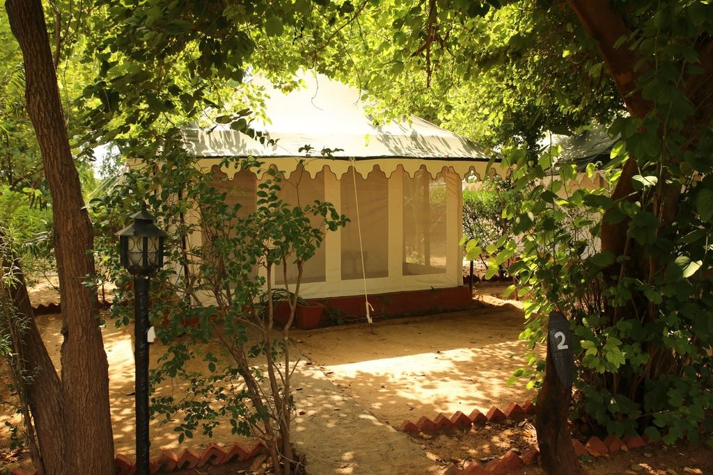Tiger Machan Resort Luxury Tents1