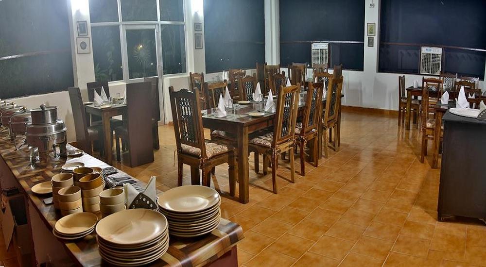 Tiger Machan Resort Restaurant