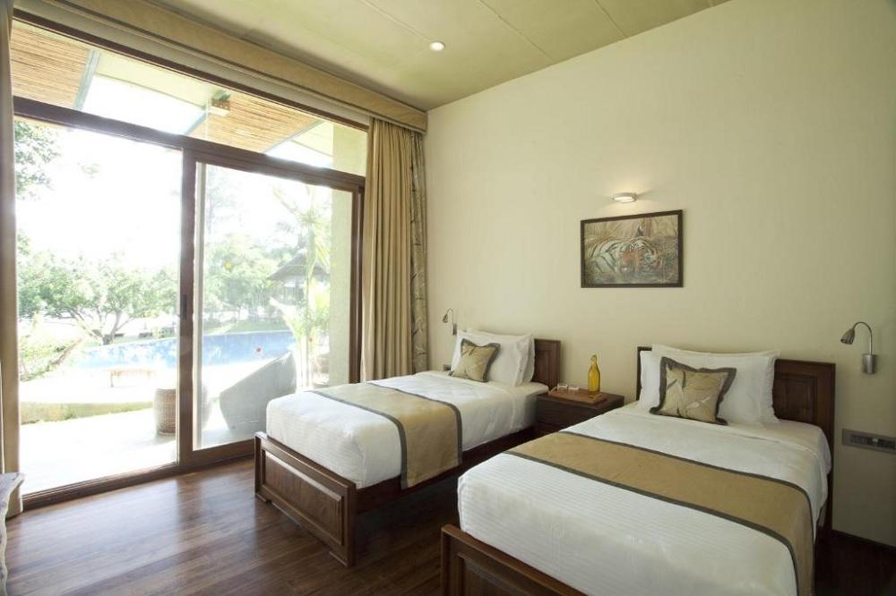 Waterwoods Lodge Kabini Twin & King Room