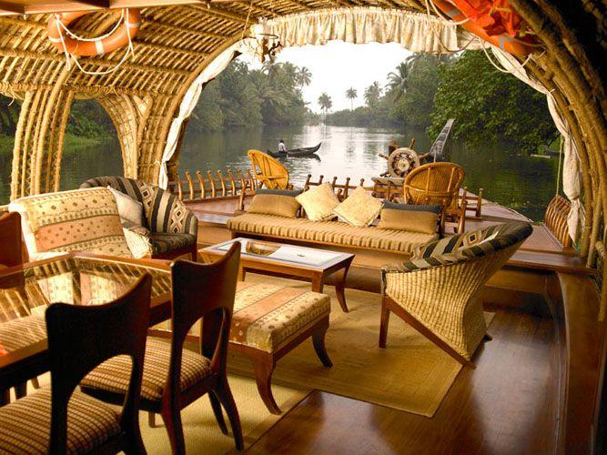 Alleppey kerala houseboat