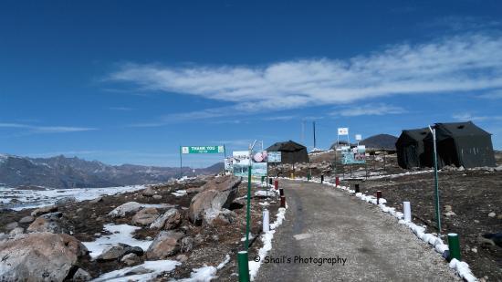 Bumla pass Arunachal Pradesh