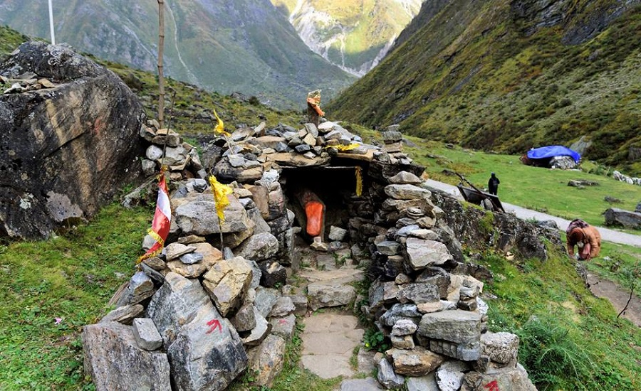 Charan Paduka - Tourist Attraction Badrinath