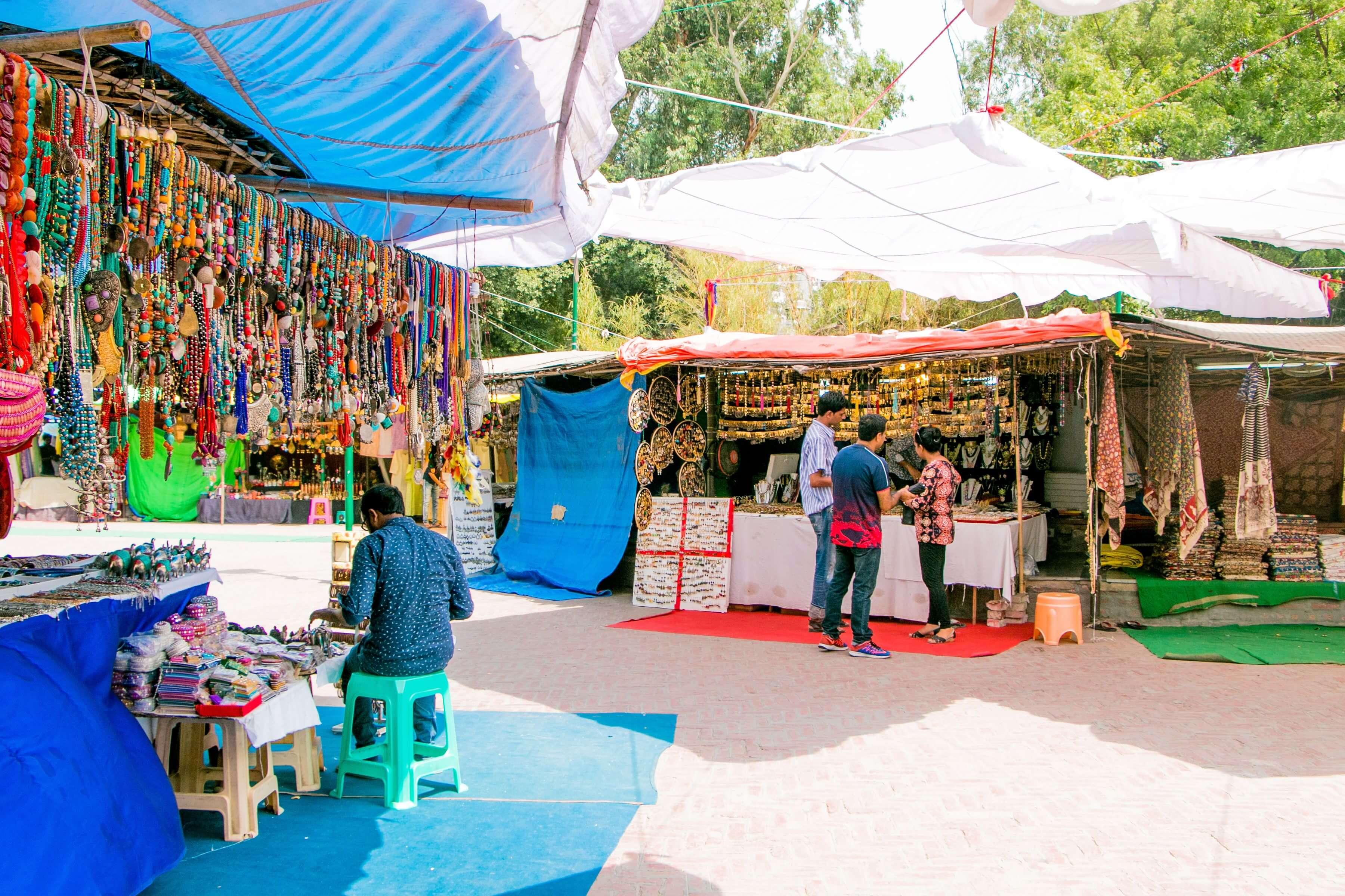 Dilli Hatt Market