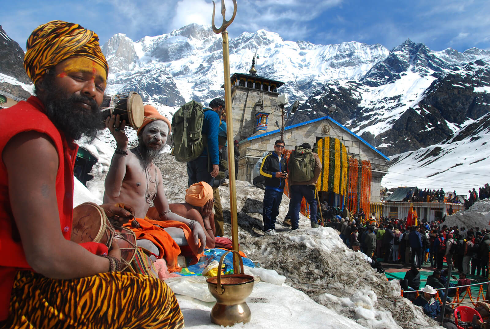 kedarnath temple special