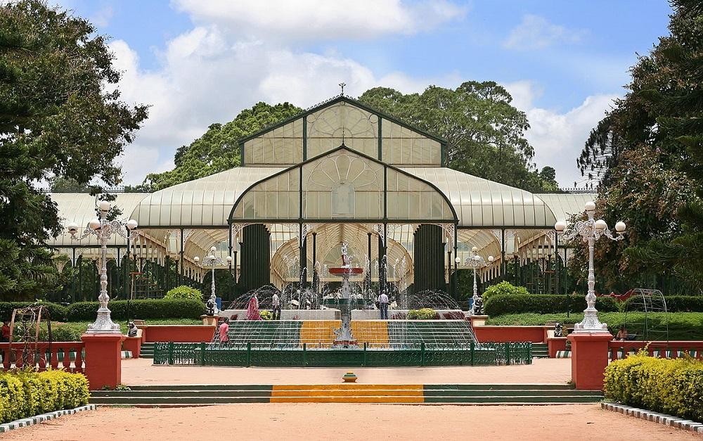 Lalbagh Botanical Garden Bangalore