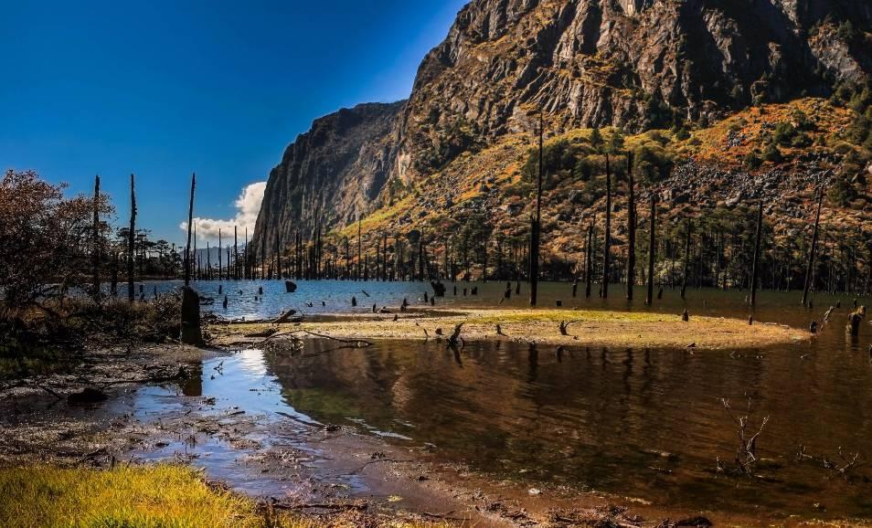 madhuri lake Arunachal Pradesh