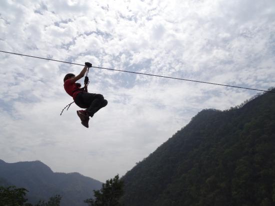 ziplining rishikesh